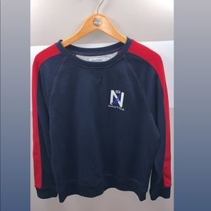 Red, White, and Blue Nautica sweater